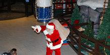 Jul i Storcenter Nord