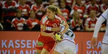 Danmark Tjekkiet EM kval kamp i Ceres Arena