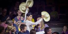 Cirkus Arena fortæller om Klovnen og kronprinsen