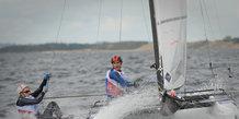 Hempel World Sailing Championships NACRA 17