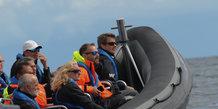 Hempel World Sailing Championships 49er FX medal race