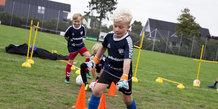 Minifodboldskole i VRI