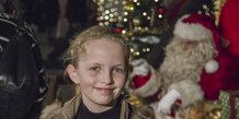 Julemandsshow i Storcenter Nord
