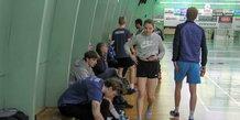 Holdkampsturnering i Højbjerg Badmintonklub