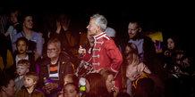 Bubbers eventyrlige cirkusforestilling på Tangkroen