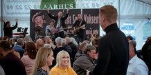 Kim Larsen Tribute på Århus bryghus