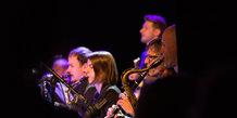 I Think You´re Awesome og Aarhus Jazz Orchestra  på Spot Festival 03-05-2019