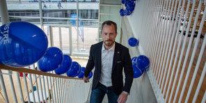 Jakob Ellemann-Jensen på valgturne