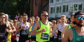 Halvmarathon i Århus