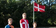 Aarhus Cykelbane, Niels Fredborgs Æresløb og DM i pointløb