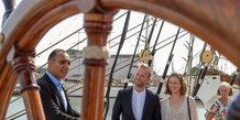 Vielser På Sørlandet Tall Ships Races 2019