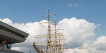 The Tall Ships Races 2019 set fra Sø siden
