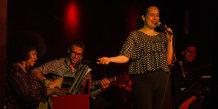 Cachao og Tamayo Quartet på CasaV58