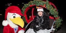 Julemanden kommer til Århus