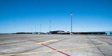 Aarhus Airport - Corona closed!