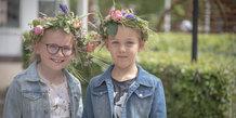 Blomsterfestival Tivoli Friheden