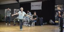 Break workshop og U16 Break Battle