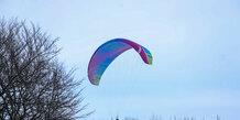 Paragliding flyvning