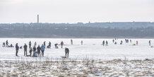 Is på Egå Engsø