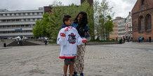 Hockey event på Bispetorv