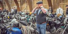 Distinguished Gentleman's Ride, start, Aarhus 2021