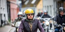Distinguished Gentleman's Ride ( DGR ) Aarhus 2021 - Midtbyen