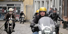 Distinguished Gentleman's Ride ( DGR ) Aarhus 2021