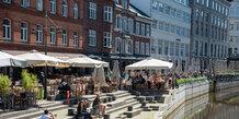 Cafe´livet blomstrer atter i Århus