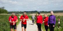 Klubløb ved Egaa Engsø