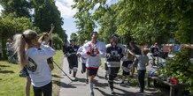 Ishockey halvmarathon