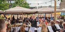 Koncert med Aarhus Brass Band ved Street Food