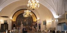 Kirkestafet Skt. Johannes Kirke