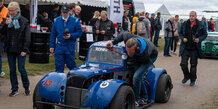 Classic Race 21 - Lørdag